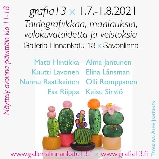 Art Exhibition in Savonlinna